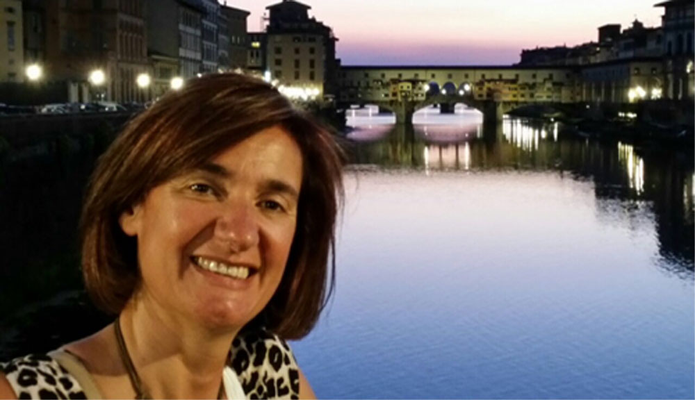 Silvia Paoli - Florence Tour Guide